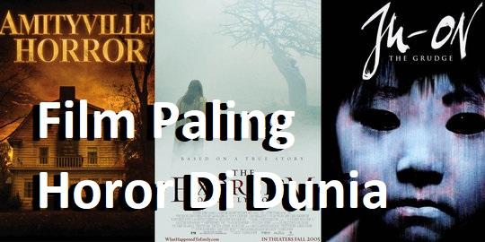5 film paling horor